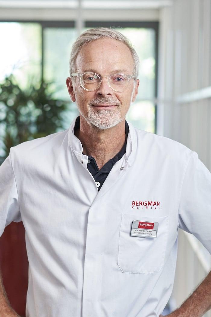 Dhr. Q.G.B Feilzer - Knie Chirurg bij Bergman Clinics